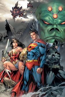 #28 DC Universe Wallpaper