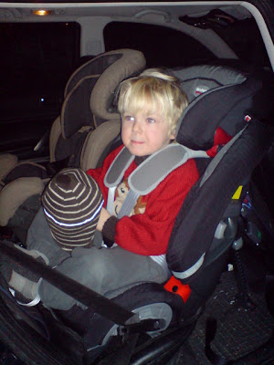 Car-safety for kids: New European research - children should sit ...