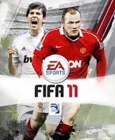 portada del videojuego FIFA 2011