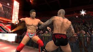 imagen randy orto videojuego Smackdown vs  Raw  2011
