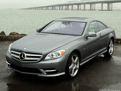 2011 Mercedes-Benz CL550 4Matic