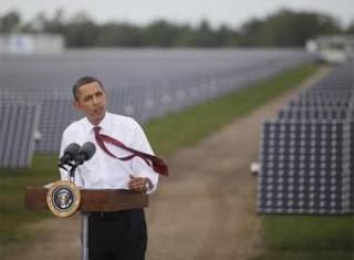 obama y la ecología