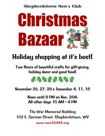 Christmas Bazaar Clip Art http://creativeartandsoul.blogspot.com/