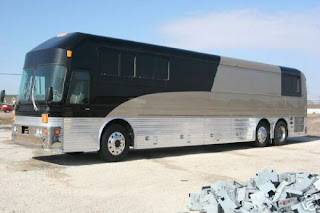 My bus for sale01 my 45 ft silver eagle bus Silver eagle motor coach