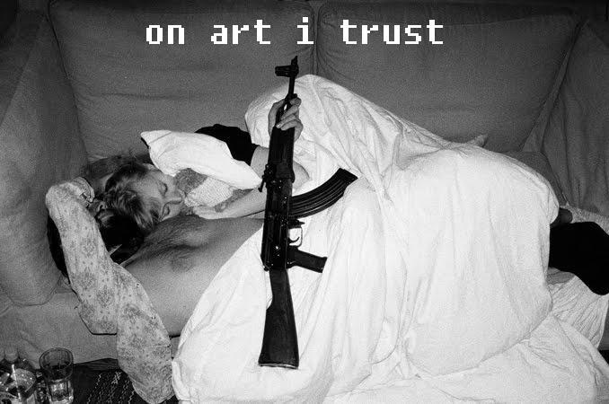 on art i trust