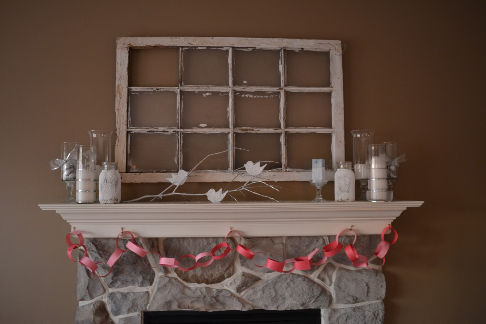 Thrifty decorating old windows as wall decor for Thrifty decor