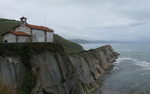 Zumaia, Basque Country, August 21, 2009