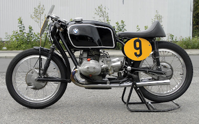 1954, BMW RS54