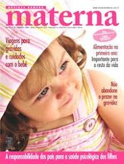 MInha Vida Na Revista Sempre Materna