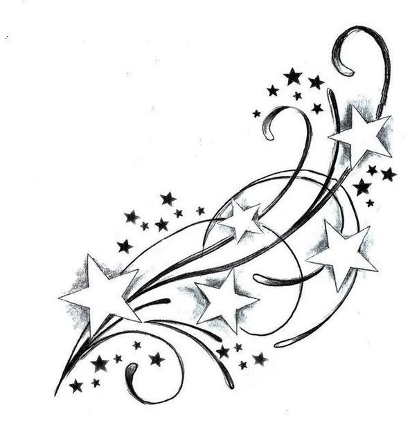 Star Tattoos but they have always the best ideas in tattoo shops):