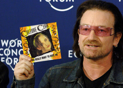 Bono finally found it