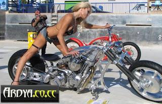 Sexy bikes