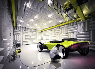 Volkswagen Moog – All Electric Car By Klaud Wasiak