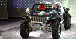 4x4 Concept Car