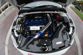 Evo X Mitsubishi Performance