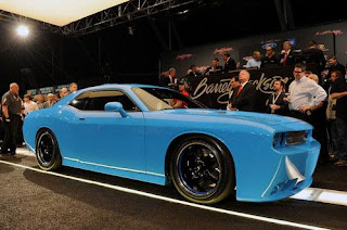 Dodge Challenger SRT8 Modification