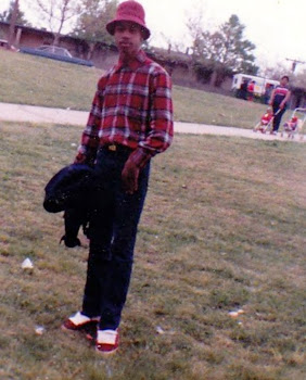 Remember da 80s Lee Suits,flannel shirts,kangols,and pumas's wit da fat laces.