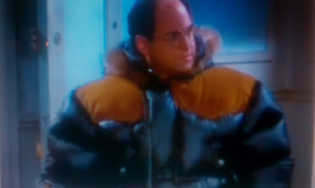 George Costanza of Sinfield.......