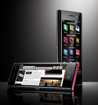 LG BL40 New Chocolate, Black Label Series