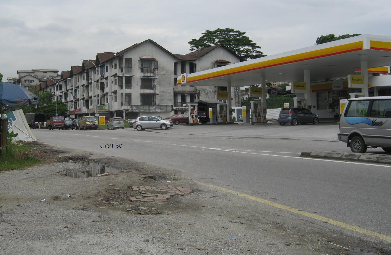 Kuala Lumpur Kuchai Lama Sk Seri Setia Area