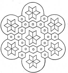 Pattern Blocks likewise Colorear Mandalas 209 additionally Cloche De Noel En Mosaique together with Number Stencils moreover Flowers. on free mosaic patterns to print