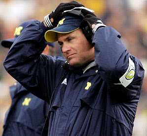 Kid Frank knows what's up: Michigan fires RICH RODRIGUEZ
