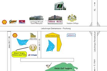 Lakaran Peta