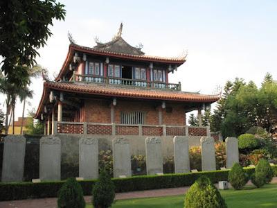 台南市一級古蹟赤崁樓