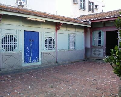 台南古蹟德化堂