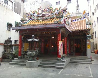 台南古蹟永華宮