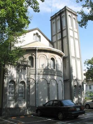 台南神學院禮拜堂