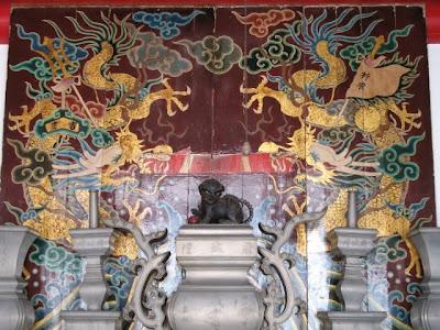 台南二級古蹟 台灣府城隍廟