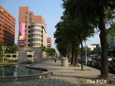 台南大學路