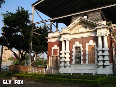 台南古蹟地方法院