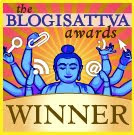 "Winner: 2010 ""Best Buddhist Practice Blog"""