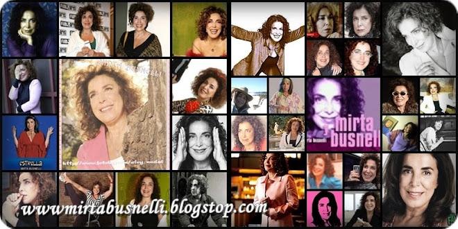 Pagina Web  de Mirta Busnelli