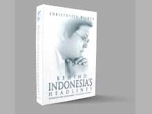 Behind Indonesia's Headlines, The Newest Book by Christovita Wiloto