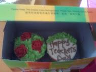 2 biji Cupcakes (RM5)