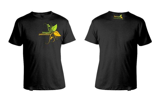 Kaos Blogger Bertuah Limited Editions