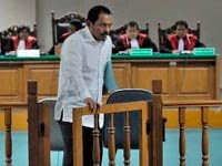 Mantan DPR Asal Riau Ditahan KPK