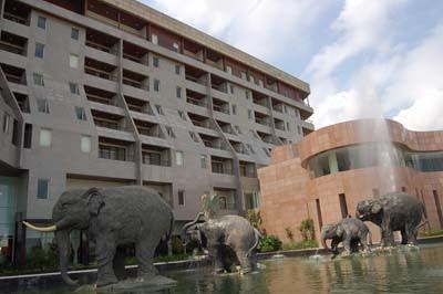 Labersa Hotel in Kampar Berbintang Lima