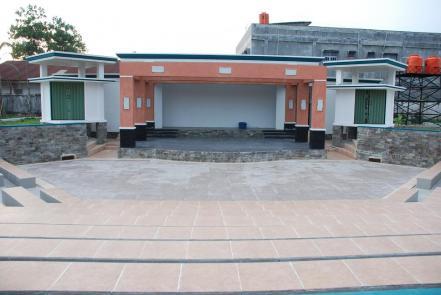 Teater Terbuka Sulaiman Syafii