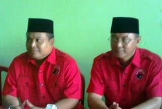 Pasangan Calon Walikota Dumai, Drs H Zulkifli As - dr H Sunaryo