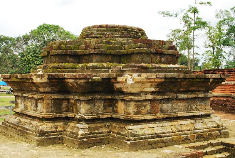 Muara Takus Buddhist Temple
