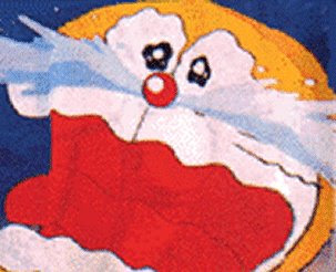 Early life story of Doraemon, it turned out the original color instead of blue