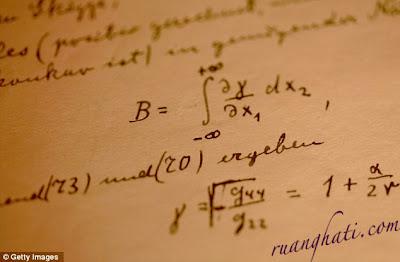 Naskah Asli Teori Relativitas Einstein