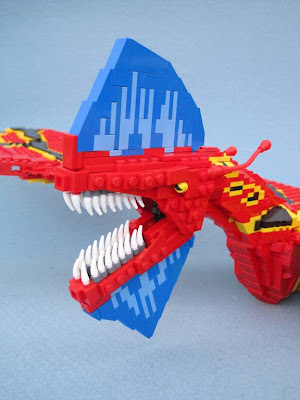 Lego Toruk Avatar For Fans