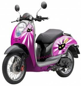 Skutik+Baru+Honda+Scoopy