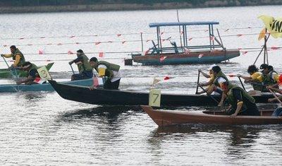 Festival Danau Buatan Rumbai Pesisir