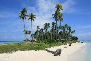 Wisata Pulau Pulau Mentawai di Lelang